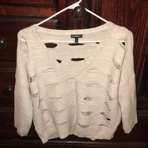 Small Express sweater